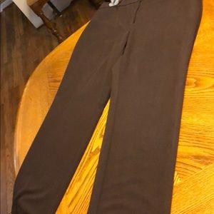 Chico's Size1 Brown Slacks
